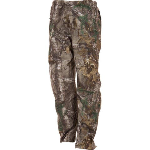 Frogg Toggs Java Toadz 2.5 Rain Pants Realtree Xtra Camo Ultra Quiet