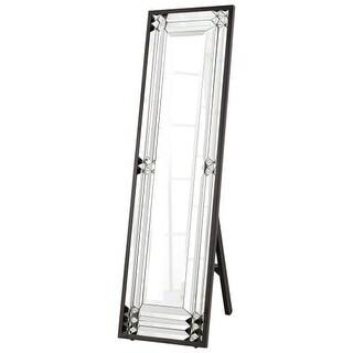 "Cyan Design 8730 Optika 55"" Tall Beveled Glass Standing Mirror"