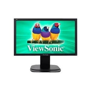 Viewsonic VG2039MLEDB ViewSonic Monitor VG2039M-LED 20-Inch Screen LED-Lit Monitor