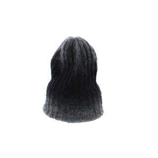 Zara Kids Girls Knit Ombre Beanie Hat - M
