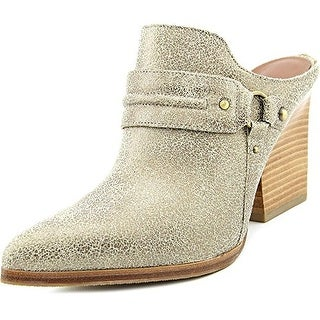 Donald J Pliner Vero 2 Women Pointed Toe Leather Mules