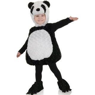 Underwraps Friendly Panda Toddler Costume - Solid