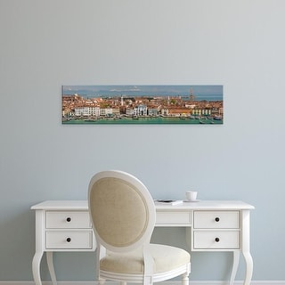Easy Art Prints Panoramic Images's 'High angle view of a city at the waterfront, Venice, Veneto, Italy' Canvas Art