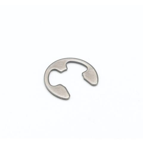 T and S Brass 012512-45 E-Style Snap Ring (New Style) - Natural