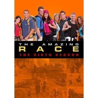 Amazing Race: Season 6 [DVD]