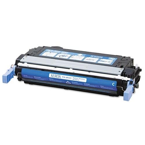 Xerox 643A Toner Cartridge - Cyan 006R01331 Toner Cartridge