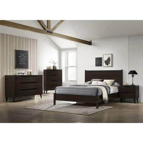 Picket House Furnishings Cohen Queen Panel 4PC Bedroom Set
