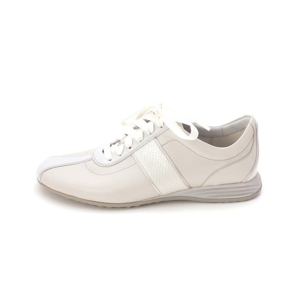 Cole Haan Womens Deannasam Low Top Lace Up Fashion Sneakers - 6