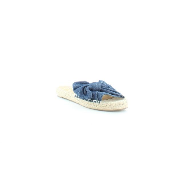 Marc Fisher Valey 2 Women's Sandals Dark Blue