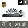 SNK-D5081 - Samsung 16 Channel 4 Megapixel Super HD NVR Security System - Thumbnail 0