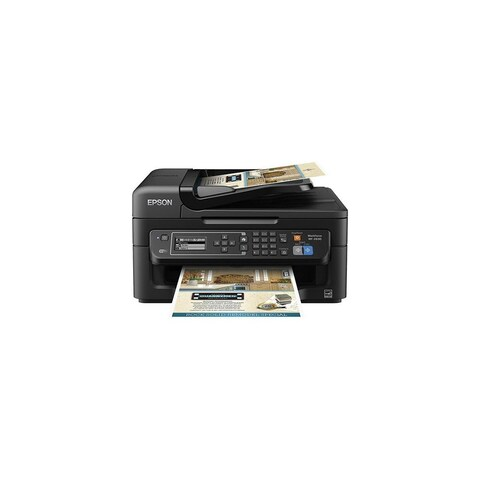 Epson WorkForce WF-2630 AIO Inkjet Printer With Wi-Fi Direct