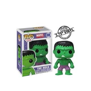 Funko POP Hulk Vinyl Bobble-Head Figure - Multi
