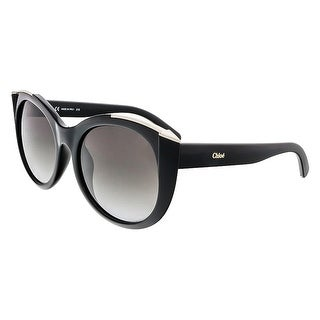 Chloe CE659SR 210 Brown Oversized Chloe sunglasses - 55-19-140