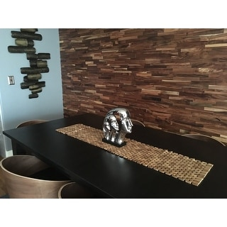 Shop Teak Table Runner Ipm082 On Sale Free Shipping Today