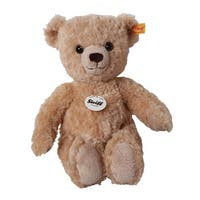 "Steiff Little Kim Teddy Bear - Plush Stuffed Animal - 11"" High"