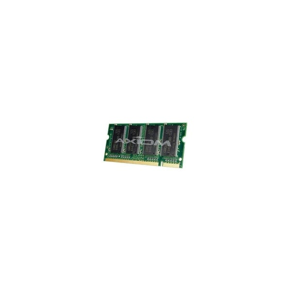 Axion AXR266S25Q/1G Axiom 1GB DDR SDRAM Memory Module - 1GB - 266MHz DDR266/PC2100 - DDR SDRAM - 200-pin SoDIMM