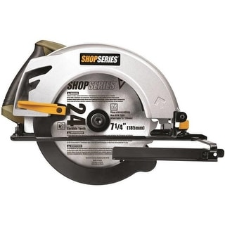 Rockwell SS3401 ShopSeries Circular Saw, 7-1/4""