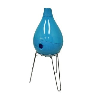 Crane smartDrop Cool-Mist One Gallon Humidifier Aqua Blue