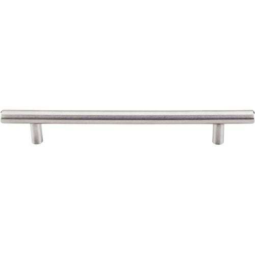 Top Knobs SSH4 Stainless Steel 6-5/16 Inch Center to Center Bar Cabinet Pull
