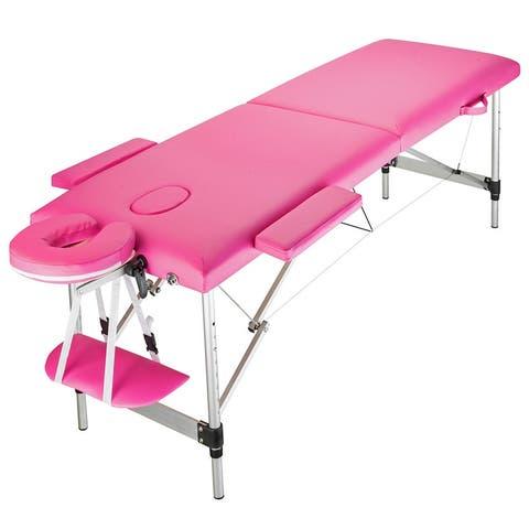 Saloniture Professional Portable SPA Massage Table