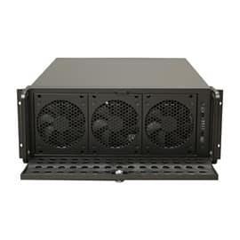 Rosewill Case RSV-L4500 Server 4U 15Bays 8Fans USB E-ATX Black Metal/Steel Retail