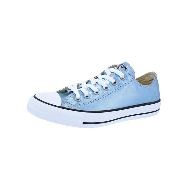 Converse Womens Chuck Taylor All Star OX Skate Shoes Low-Top Fashion - 8 medium (b,m)