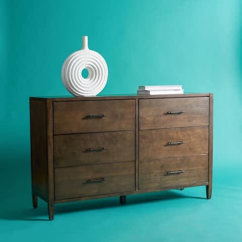 SAFAVIEH Couture Tompkins 6-Drawer Dresser