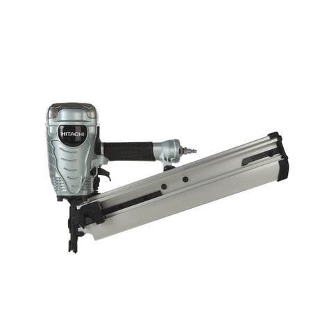 "Hitachi NR90AES1M Pneumatic Framing Nailer, 21 Degree, 20.8"" L"