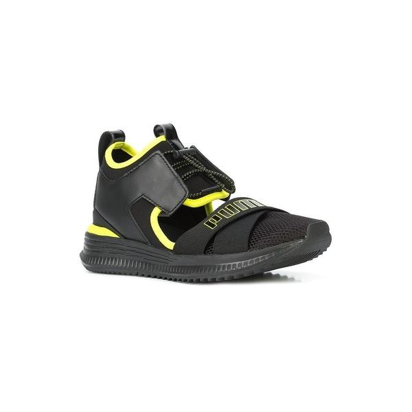 Shop Puma Womens Fenty Avid Hight Top Bungee Walking Shoes