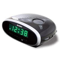JENSEN JENJCR175B AM/FM Alarm Clock Radio