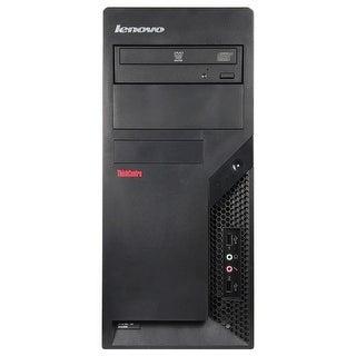 Lenovo ThinkCentre M58P Computer Tower Intel Core 2 Duo E8400 3.0G 4GB DDR3 2TB Windows 10 Pro 1 Year Warranty (Refurbished)