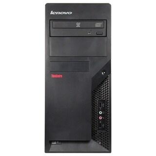 Lenovo ThinkCentre M58P Computer Tower Intel Core 2 Quad Q8200 2.33G 8GB DDR3 1TB Windows 10 Pro 1 Year Warranty (Refurbished)
