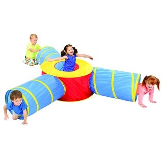 3-in-1 Children's Play Tunnel