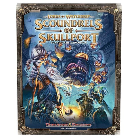 Dungeons & Dragons: Lords of Waterdeep: Scoundrels of Skullport Expansion