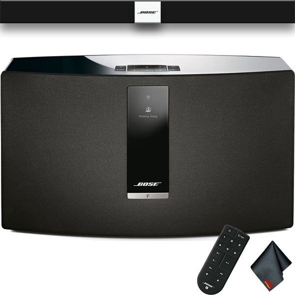 shop bose soundtouch 30 series iii wireless music system free shipping today overstock. Black Bedroom Furniture Sets. Home Design Ideas
