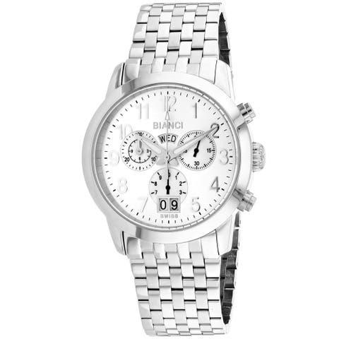 Roberto Bianci Men's Donati RB18572 Silver Dial Watch