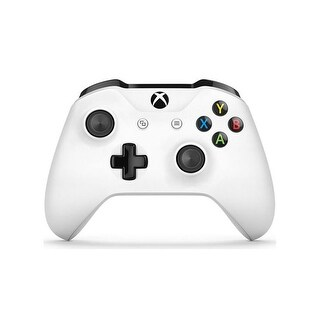 Xbox One Wireless S White Controller