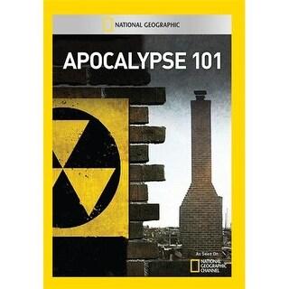 Apocalypse 101 DVD Movie