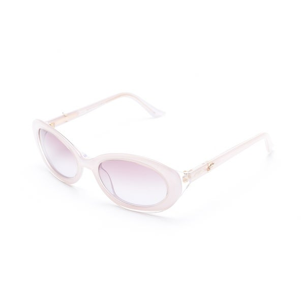 906215632f Shop Moschino Women s Bow Detailed Cat Eye Sunglasses Light Purple - Small  - Free Shipping Today - Overstock.com - 13405236