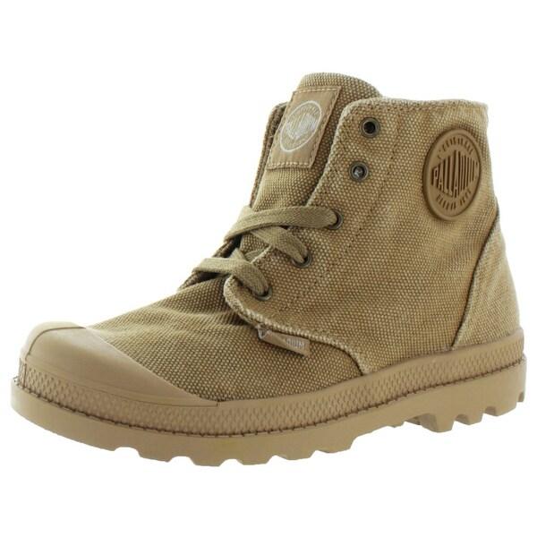 Palladium Pampa Hi Zipper Little Kid Boy/'s Canvas Boots Navy