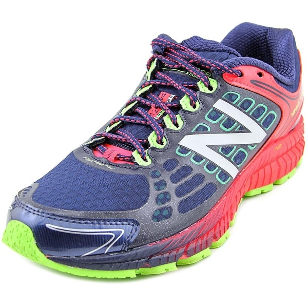 New Balance W1260 Round Toe Synthetic Running Shoe
