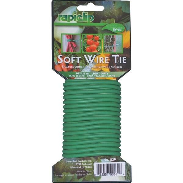 Rapiclip 16' Lt Dty Soft Wire Tie