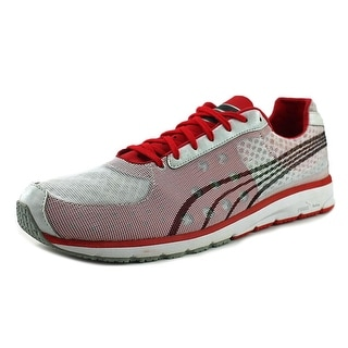 Puma FAAS 250 NM Men  Round Toe Synthetic White Running Shoe