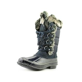 Khombu Bryce Round Toe Synthetic Snow Boot