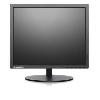 "Lenovo T1714P 17"" LED backlit LCD monitor 1280x1024 Display Port VGA and DVI-D"