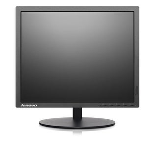 "Refurbished - Lenovo T1714P 17"" LED backlit LCD monitor 1280x1024 Display Port VGA and DVI-D"