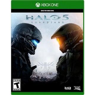 Microsoft U9Z-00030 Microsoft Halo 5 - First Person Shooter - Xbox One|https://ak1.ostkcdn.com/images/products/is/images/direct/8654dab782b3a8c2fc987b0c740cdc3b3d42dd76/Microsoft-U9Z-00030-Microsoft-Halo-5---First-Person-Shooter---Xbox-One.jpg?impolicy=medium