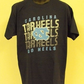 North Carolina Tar Heels Mens Size L Large T Shirt 74Yd