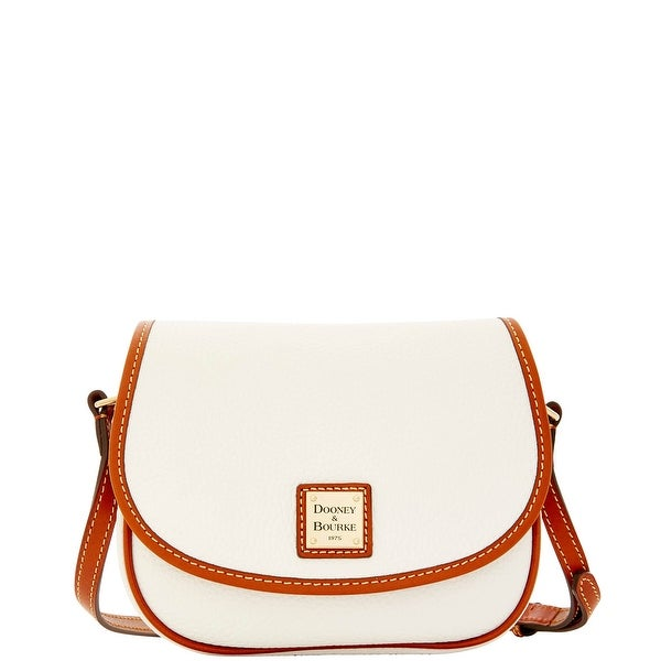 Dooney & Bourke Pebble Grain Hallie (Introduced by Dooney & Bourke at $188 in Dec 2015) - White