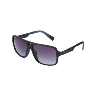 Guess GG2092 sunglasses in Matte Black / Gradient Grey Lens